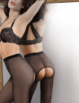 image gatta bellona tights with open crotch