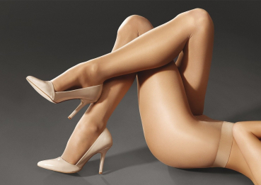 Marilyn - Naked 20 Tights - Silk Mat Shine - 20 DEN