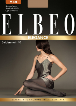 Elbeo Seidenmatt 40 - Tights - Semi-Opaque - 40 DEN