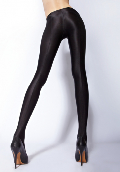 Cecilia de Rafael Uppsala -Tights Ultra Opaque-Wetlook