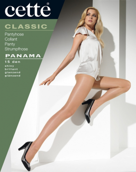 Cette Panama - sheer tights - very smooth - 15 DEN