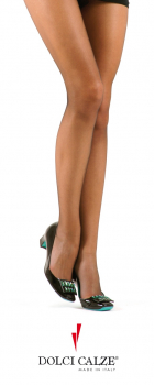 Dolci Calze Summerdream -Very Sheer 3D Microfibre Tights - 8 DEN