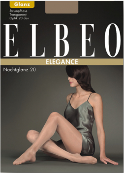 Elbeo Nachtglanz 20 - Tights - Brilliantly Shiny - 20 DEN