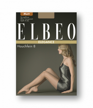 Elbeo Hauchfein 8 - Very transparent Tights - 8 DEN