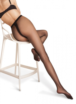 Gatta Ellen - tights - sheer and transparent - 15 DEN