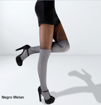 Samburu Ulrike - Tights Bavarian Style - Combination of an Overknee and Tights