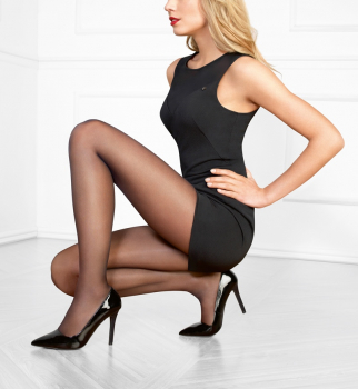 Le Bourget Collant Perfect Chic 20D -Satine Tights with silky touch- 20 DEN