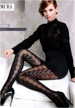 Mura Pizzo - Elegant Fashion Lace tights