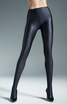 Gatta Black Brillant - Tights - Opaque and strong Shiny
