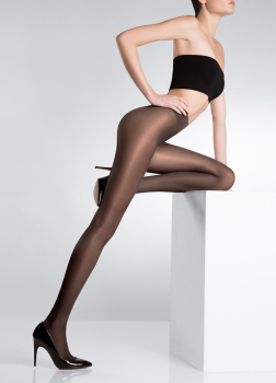 Pierre Mantoux Eclatant 40 - strong shiny tights - 40 DEN