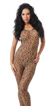 Rimba Catsuit - Fancy Leopard Look - 1872