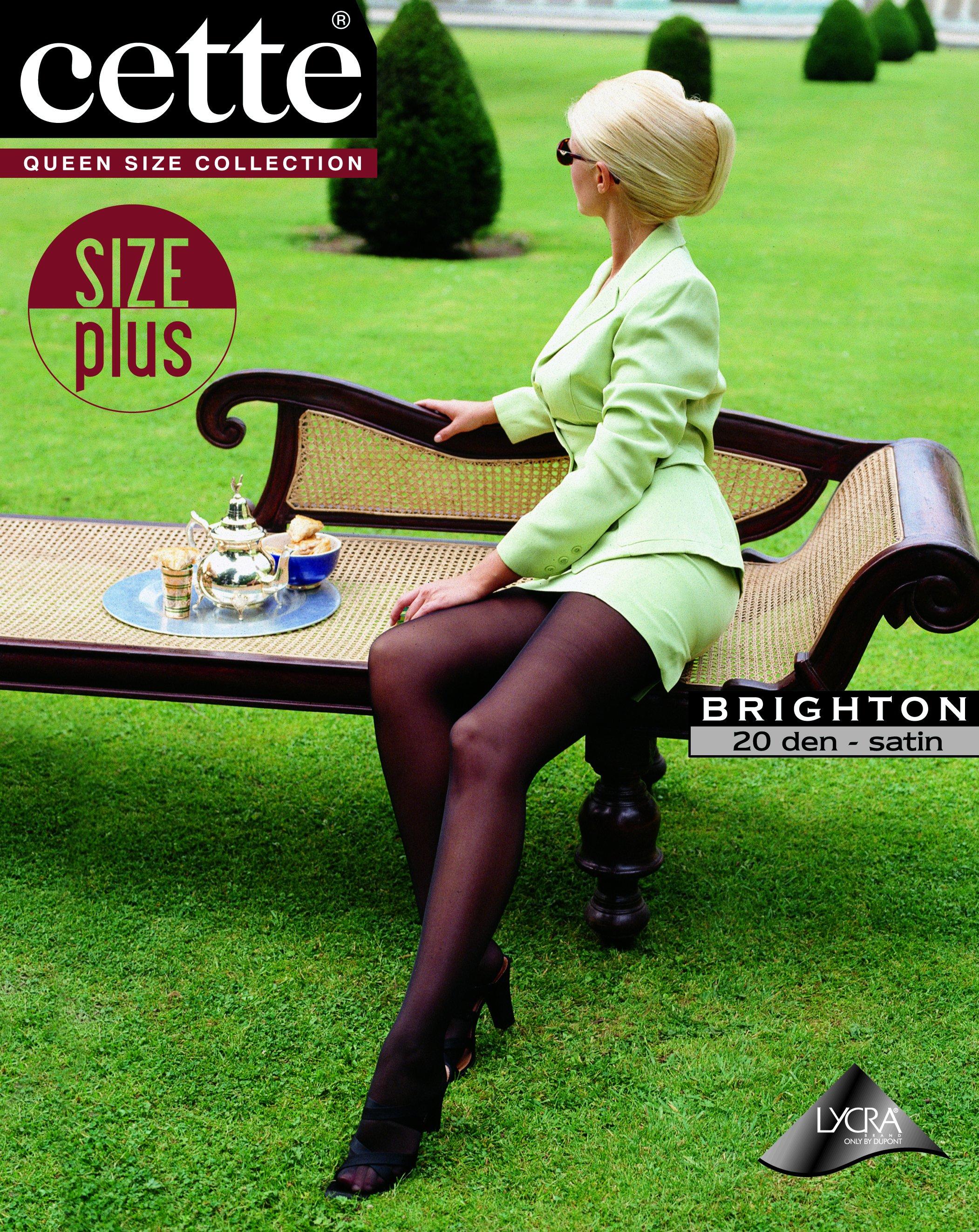 Pantyhose Onlineshop - Cette Brighton Size Plus Strumpfhose buy at ... 453965aea22
