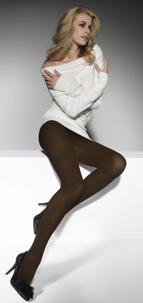 Braune nylons