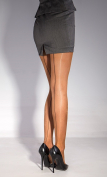 Cecilia de Rafael - Sevilla Chic - Tights with elegant Backseam - 15 DEN
