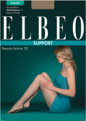 Elbeo Beauty Active 20 -Tights Light Support - 20 DEN