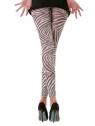 Hotlook Zebra - Leggings 70 DEN