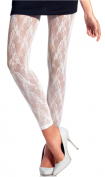 Le Bourget Dentelle Garance - Spitzenleggings